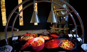Iftar Buffet with Drinks for Two
