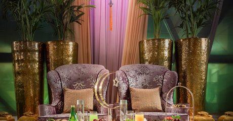 Iftar at Meydan Hotel Ramadan Tent