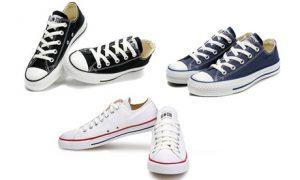 Men's Converse Low-Top Sneakers