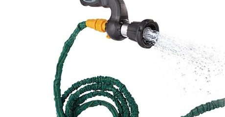 Mighty Blaster Nozzle for Garden Hose