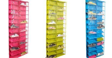 Over-the-Door 26-Pocket Organizer