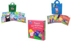 Peppa Pig Book Sets