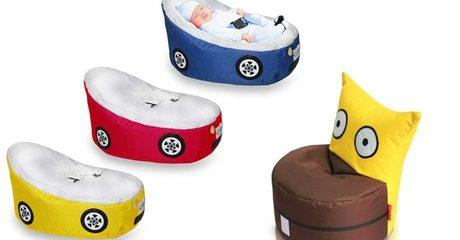 Portable Baby Bean Bags