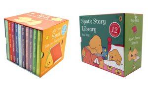Spot the Dog 10-Book Box Set