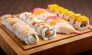 Sushi Dine In or Delivery