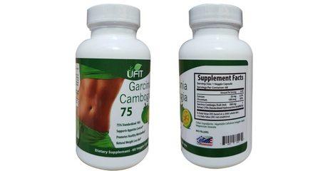 Ufit 75% HCA Garcinia Cambogia