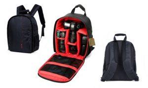 Waterproof DSLR Camera Backpack