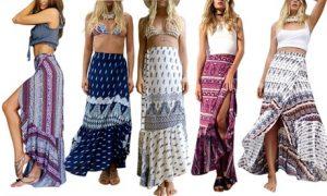 Wrap-Around Beach Skirt