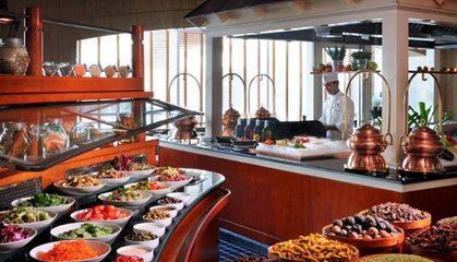 5* Iftar Buffet at JW Marriott Hotel