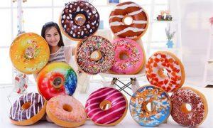 Doughnut Cushions