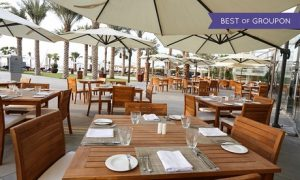 Eid Brunch with Pool and Beach Access