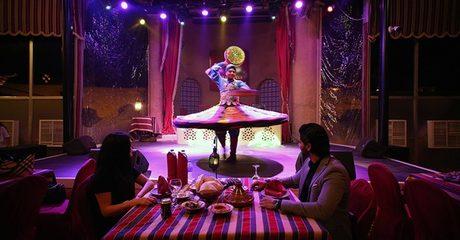 Eid Celebration Feast at Bab Al Shams