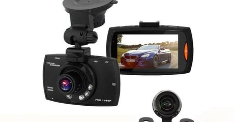 Full HD Dual Front Rear Dash Cam
