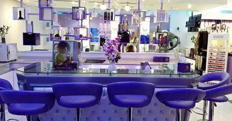 Gelish Manicure & Pedicure at Donna Ricci