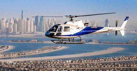 Helicopter Tour Across Dubai