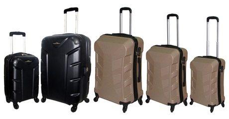 Highflyer Hard Cover Luggage Sets
