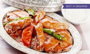 Iftar Meal at Anatolia Turkish Grill