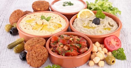 Iftar Set Menu for Two