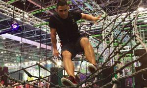 Indoor Trampolining & Ninja Warrior Course