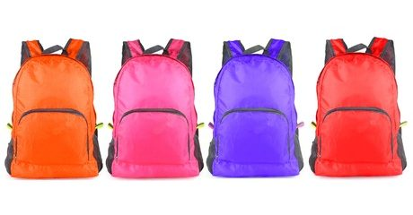 Lightweight Foldable Backpacks