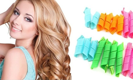 Magic Leverage Hair Curlers