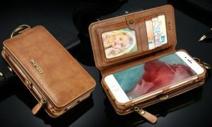 Magnetic Wallet Case for iPhone 7