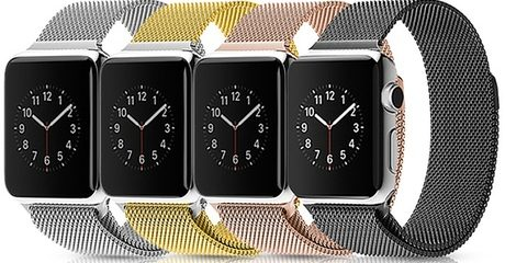 Milanese Loop for Apple iWatch