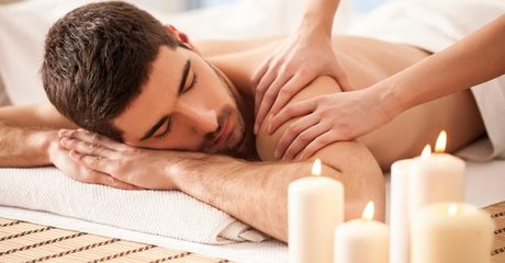Gents can relax and unwind with a choice of up to six body spa treatments designed to release tension from muscles and joints for AED109.00 at Discount Sales.