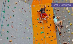 One-Hour Climbing Session: Child (AED 75)