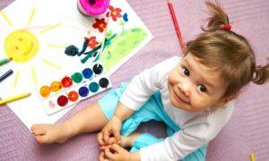 One-Week Nursery Summer Camp
