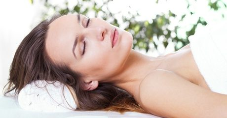 Oxygen Head Spa Treatment
