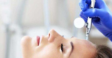 Oxygen Head Spa