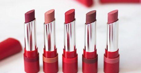 Rimmel London Lipsticks Set of 3