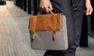 Shock-Resistant Laptop Bag