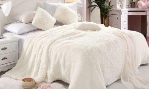 Soft Six-Piece Blanket Duvet Set