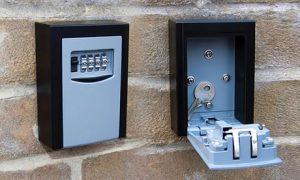 Spare Key Safe Lock Box