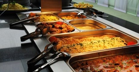 Suhoor Buffet at Steigenberger Hotel