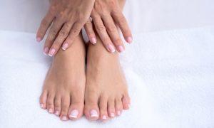 Vinylux Manicure and Pedicure