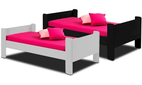 Wooden Base Single Beds