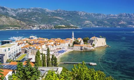 ✈ Montenegro: 3-Night 4* Stay with Flights