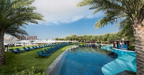 5* Rixos The Palm Saturday Brunch