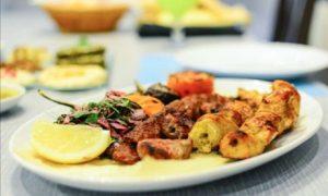 AED 100 Toward Arabic Food