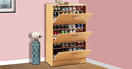 Big Foot Shoe Cabinet