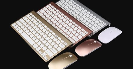 Bluetooth Keyboard and Mouse Set