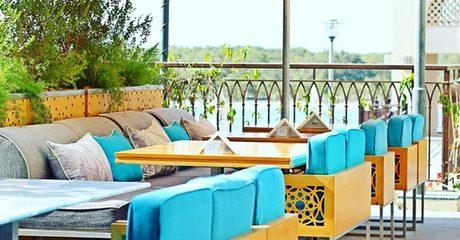 Café Blanc Abu Dhabi