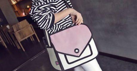 Cartoon Shoulder Bag