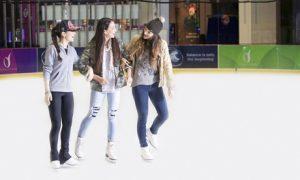 Dubai Ice Rink Entry