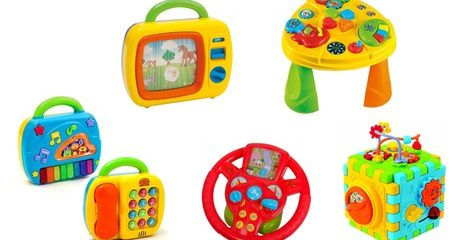 Educational and Activity Toys