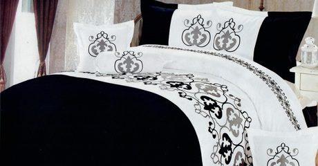 Eight-Piece Duvet Cover Set