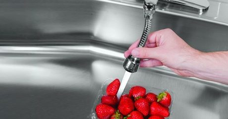 Flexible Faucet Sprayer